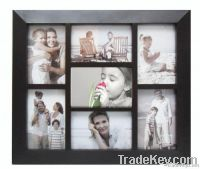 Beautiful hot selling plastic photo frame