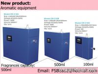 Fragrance Expansion Machine & Fragrance Dilivery system