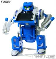 solar 3 in 1 robot kit