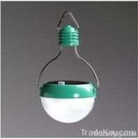 Novelty Portable LED Solar Lamp Camp Light