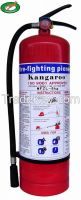 6kg abc dry powder fire extinguisher/vehicle fire extinguisher