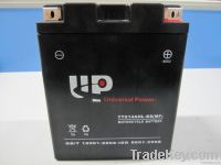 Sealed Maintenance Free Motorcycle Battery