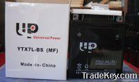 SMF Motorcycle battery YTX7L-BS 12V 6AH