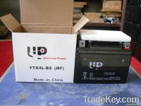 SMF Motorcycle battery YTX4L-BS