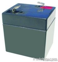 AGM Sealed lead acid battery 6V1AH