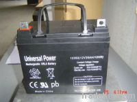 UPS/AGM/VRLA battery 12V 35Ah