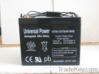 solar /AGM/VRLA battery 12V 75Ah