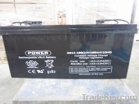 Seales lead acid battery