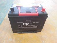 BCI SMF car battery 24F12V 80AH