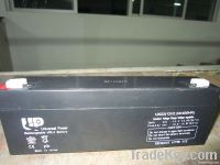 AGM lead acid battery 12V2.2AH