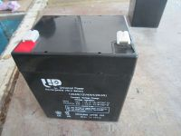 AGM lead acid battery 12V4AH