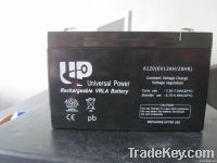 UPS/AGM/ lead acid battery 6V 12AH