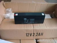 UPS/AGM/ lead acid battery 12V 2.2AH