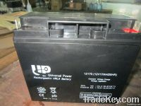 UPS/AGM/ lead acid battery 12V 17AH