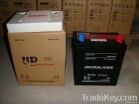 dry charged car/automotive battery NS40L