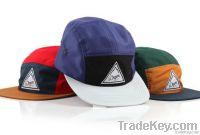 Custom 5 Panel Hats & Caps