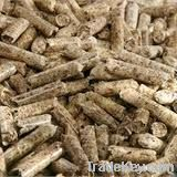 100% Wood Chip/Sawdust Pellets Fuel