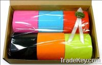 color toilet tissue