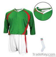 Soccer wears soccer unfirom polyster soccer unform custom soccer wears