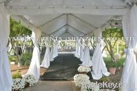 Wedding tent canopy