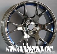 route wheels for car