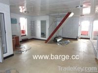 62.8M 2000 DWT LCT barge carrier self-propeller Barge for Sale