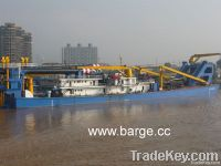3500m3/h Self-Propelled Cutter Suction Dredger