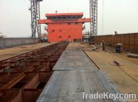 92 M 4571DWT LCT barge for sale