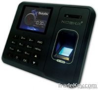 NIDEKA TM-1800 Fingerprint Stand-Alone Time Recorder