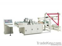 CW-1400FB Fully automatic bottom sealing bag making machine