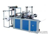 CW-800ZD Fully automatic plastic hand bag making machine