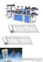 CW-800NJT Fully automatic high speed patch handle bag making machine