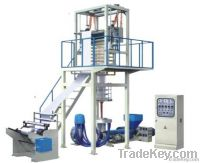 CWHL Series Elevator Rotary Die Head PE Film Blowing Machine
