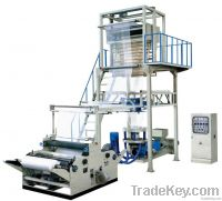 CWHLT Series three layers Co-extrusion Film Blowing Machine