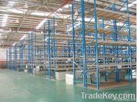 Heavy-Duty Storage Pallet Rack / warehouse rack / pallet rack