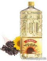 Refined, Edible Sunflower oil