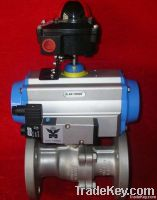 Pneumatic Quarter Actuator