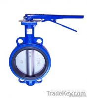 Wafer Type Metal Butterfly Valve