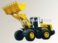FL958G wheel loader (5 ton wheel loader) with ZF(China) gearbox and 3306B technology Engine