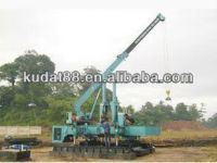 Hydraulic static pile driver DTZ360