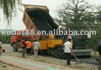 Automatic conrolled conveyor Asphalt Paver