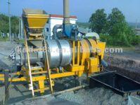 Mobile asphalt mixing plant SLB series