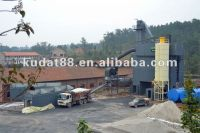 Mobile Asphalt Mixing Plant (180t/h)