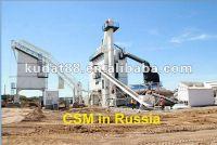 Container Asphalt Mixing Plant