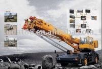 rough terrain crane (KDRY55)