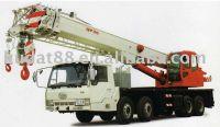 QY35F full hydraulic truck crane, 35 ton max. lifting weight mobile crane