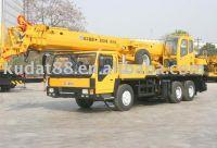 25T hydraulic mobile crane (QY25K)