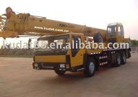 QY25K mobile crane with CE (25MT truck mounted crane)