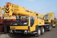 XCMG QY50K-1 2009 model fully hydraulic truck crane (50 ton hydraulic mobile crane)