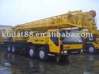 XCMG QY40K full hydraulic mobile crane (40 ton lifting weight truck crane)